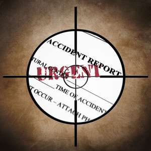 Accident Report Target