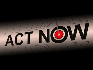 Act Now Encourages Inspiration To React Fast