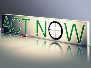 Act Now Shows Urgency To Communicate Fast