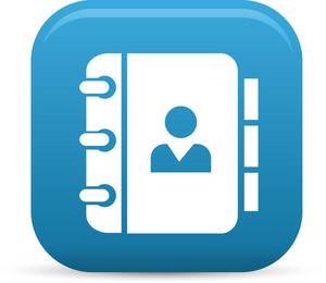 Address Book Elements Lite Icon