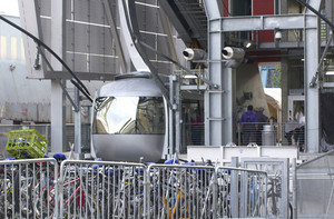 Aerial Tram Station 245