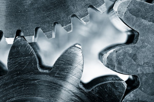 aerospace titanium cogs and gear components
