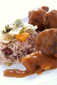 Afro Caribbean Food