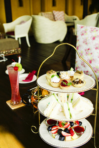 Afternoon british high tea