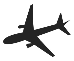 Air Plane Shape