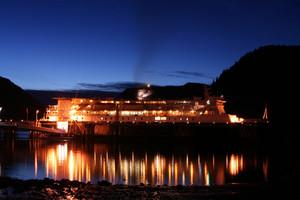 Alaskan Ferry