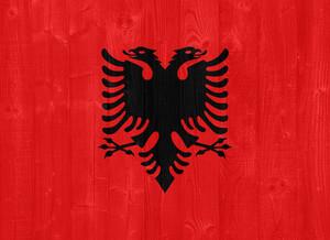Albania Flag