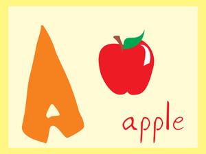 Alphabet Series A