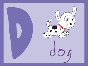 Alphabet Series D