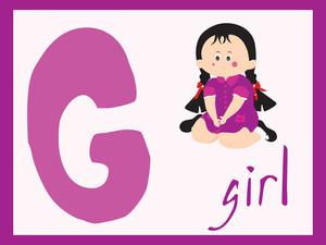 Alphabet Series G