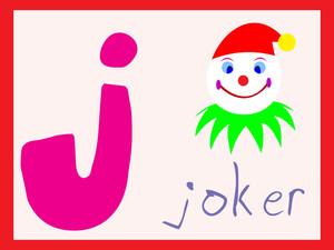Alphabet Series J