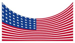 America Flag Design