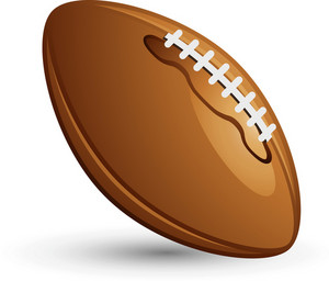 American Football Lite Sports Icon