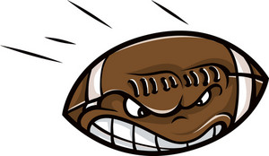 American Football Vector Mascot