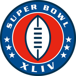 American Super Bowl Seal 2010