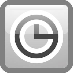 Analog Clock Tiny App Icon