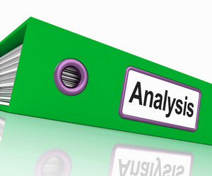 Analysis File Contains Data And Analyzing Documents