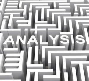 Analysis Word Shows Investigation Or Research