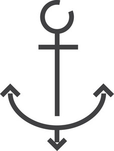 Anchor Minimal Icon