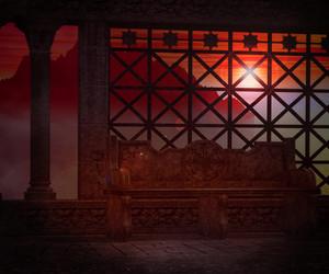 Ancient Backdrop
