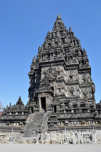 Ancient Borobudur Temple