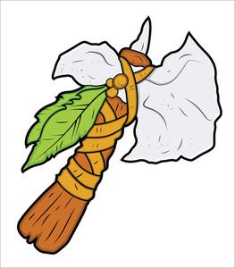 Ancient Hammer Illustration