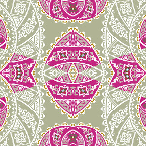 Ancient Pattern. Vector Illustration