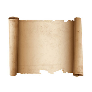 Ancient Scroll Paper
