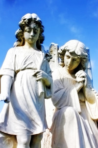 Angel Statues