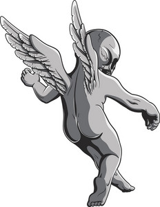 Angel Vector Element