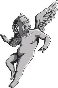 Angel Vector Element