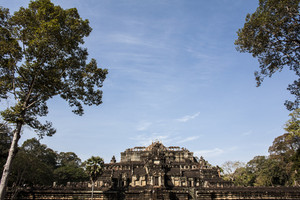 Angkor Thom. Cambodia