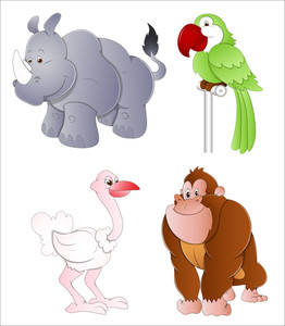 Animals Vectors