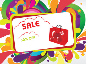 Announcement 50% Off And Many Swirl