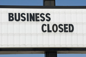 Another Business Failure