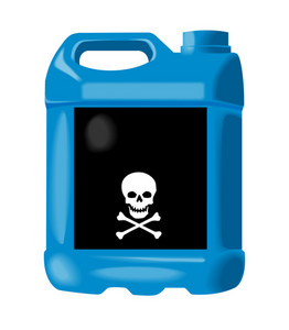 Anti-freeze Oil Container