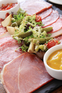 Antipasti Cold Meat Selection Platter