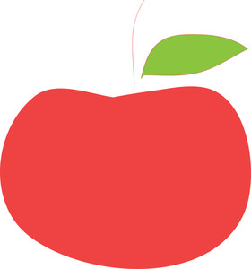 Apple Clipart Vector