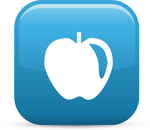 Apple Elements Glossy Icon