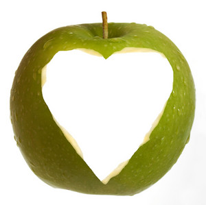 Apple Healthy For The Heart