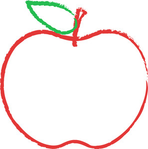 Apple Sketching