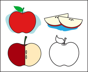 Apples And Slices