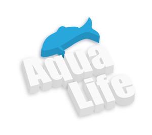 Aqua Life Fish Banner