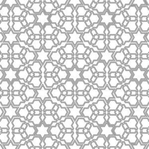 Arabian Delicate Pattern