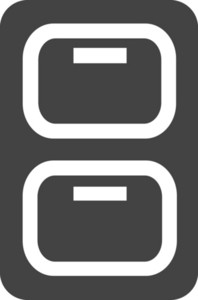 Archives Glyph Icon