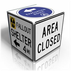 Area Closed Concept