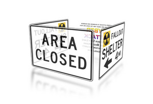 Area Closed - Shelter