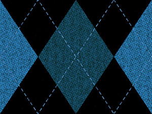 Argyle Fabric Pattern
