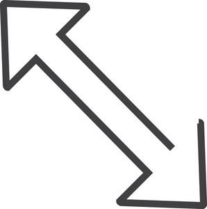 Arrow 2 Minimal Icon
