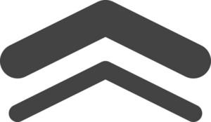 Arrow 48 Glyph Icon